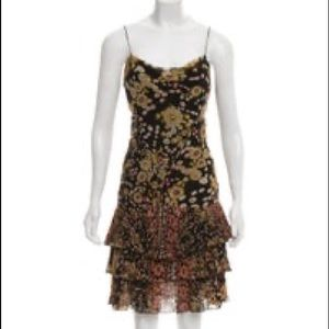 Diane Von Furstenberg Silk Dress 6